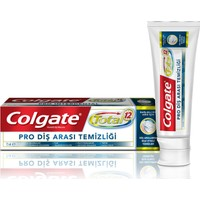 Colgate Diş Macunu Total Profesyonel Diş arası Temizliği 75 ml