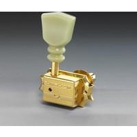 Burgu Takımı Schaller Original G Keystone Çift Halka Altın 3+3 10140523