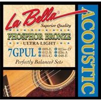 Gitar Aksesuar Akustik Tel Labella 7GPUL 0,9