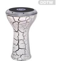 Darbuka Mısır Tunder Beyaz DDTW