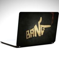 Dekolata Bang Laptop Sticker