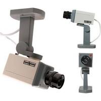 Domesafe Hareket Sensörlü Sahte Kamera 090236 6Lı Paket