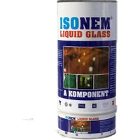 İsonem Liquid Glass Sıvı Cam 4 Kg