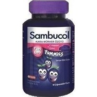 İhealt Sambucol Plus Kids Yummies 60 Tablet