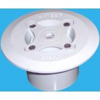 Poolline Besleme Nozulu Debi Ayarlı Plastik Beyaz D.63
