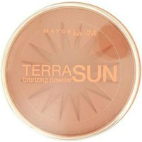 Maybelline Terra Sun Bronzing Powder 02 Golden 16 g - Pudra