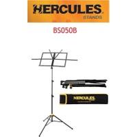 Hercules Bs050B Nota Sehpası (Çantalı)