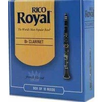 Rico Royal D'Addario Woodwinds Royal Rcb1015 Sib Klarnet Kamışı No: 1,5