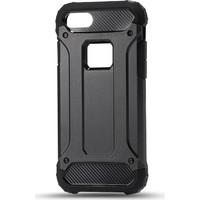 Microcase Apple iPhone 6s - 6 Armor Hybrid Kılıf+Tempered Cam