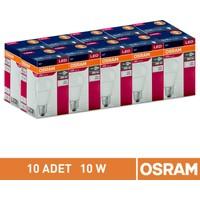 Osram Led Ampul E27 10W 6500K Beyaz Işık - 10 Adet