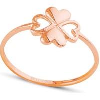 Bella Gloria Altın Rose Şans Yüzüğü (PR78103)