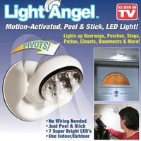 Pratik Dönebilen Sensörlü Lamba Light Angel