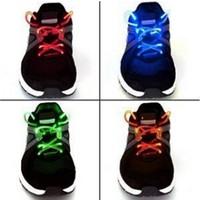 Pratik Işıklı Fiber Optik Ayakkabı Bağcığı