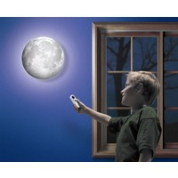 Pratik Odamdaki Ay - Moon in My Room (Gece Lambası)