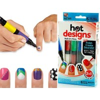 Pratik Hot Designs Tırnak Süsleme Kalemleri