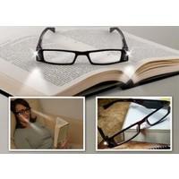 Kama Işıklı Kitap Okuma Gözlüğü - Numarasız