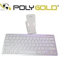 Polygold Bluetooth Tablet Ve Telefon Klavyesi
