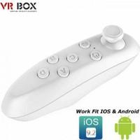 Vr-Box Bluetooth Kumanda Vr Glass Gamepad Oyun Kolu