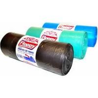 Floppy Çöp Torbası Jumbo Boy 80 cm * 110 cm Mavi