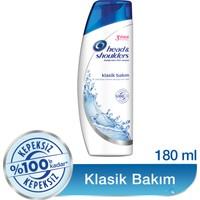 Head & Shoulders Şampuan Klasik Bakım 180 ml