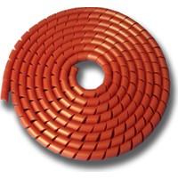 Sumergroup Kablo Sarma Toplama Spirali Rulo No: 7 - 25 Mm Rulo Kırmızı 50 Mt