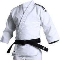 Adidas J500 Training Judo Elbisesi Beyaz