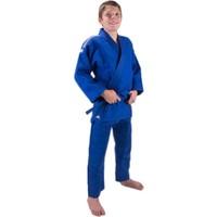 Adidas J500B Training Judo Elbisesi Mavi