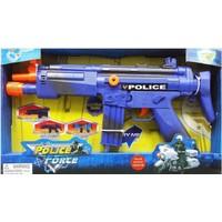 Ages Işıklı Titreşimli Polis Tüfeği