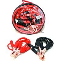 Tvet Akü Takviye Kablosu 400 Amper Çantalı Model