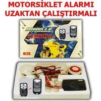 Tvet Motorsiklet Alarmı Uzaktan Çalıştırmalı İnwells