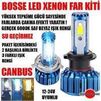 Tvet Led Xenon Far Kiti Bosse H7 Canbus Set 12V 24V