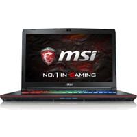 "MSI GE72 7RE(Apache Pro)-235XTR Intel Core i7 7700HQ 32GB 1TB + 128GB SSD GTX1050TI Freedos 17.3"" FHD Taşınabilir Bilgisayar"