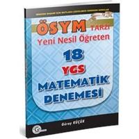 Gür Yayınları Ygs Mat-Geo Denemesi