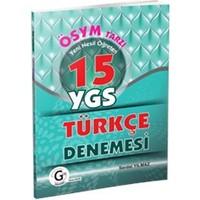 Gür Yayınları Ygs Türkçe Deneme