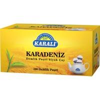 Karadeniz Demlik Poşet Siyah Çay 100x3,2 gr