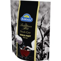 Premium Demlik Poşet Siyah Çay 48x3,2 gr