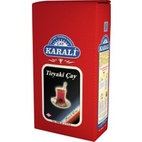 Karali Tiryaki Siyah Çay 5 kg