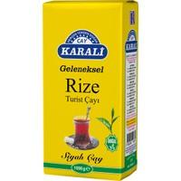 Karali Geleneksel Rize Çayı 1 Kg