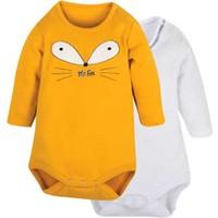 İdil Baby 8248 2'li Bebek Body