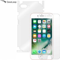 Case Leap iPhone 7 Full Body Tam Kaplama Koruyucu Film 360 Full Cover