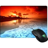 AdellDigital Doğa Manzara Dikdörtgen 000054 Mousepad Baskı