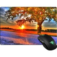 AdellDigital Doğa Manzara Dikdörtgen 000139 Mousepad Baskı