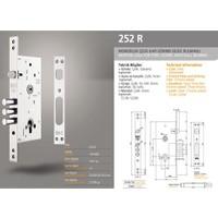 Kale 252 Rsn Monoblok Çelik Kapı Kilidi