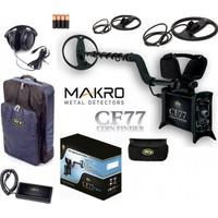Makro Dedektör CF77 Standart Paket HEDİYELİ