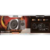 Jwın X17 2.1 Gaming Speaker