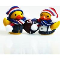 B.Duck 2'li Ördek Biblo Atkılı Bereli Ördekler