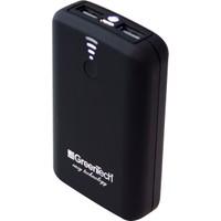 Greentech GT-PB39 Portatif Şarj Cihazı + LED Fener (7.800 mAh)