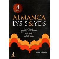 YDS LYS-5 Almanca Konu Anlatımlı - Erdem Karabulut