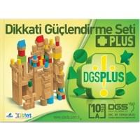 Dikkati Güçlendirme Seti Plus 10 Yaş Kitap (3 Kitap) - Osman Abalı