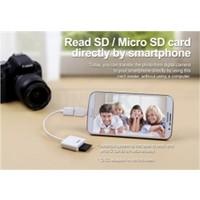 Unitek Y-9321 USB3.0 SD / Mikro SD Kart Okuyucu